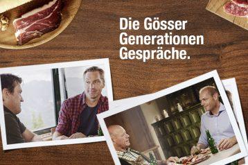 Die Gösser Generationen Gespräche.